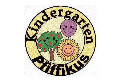 Logo des Kindergarten Pfiffikus in Graben