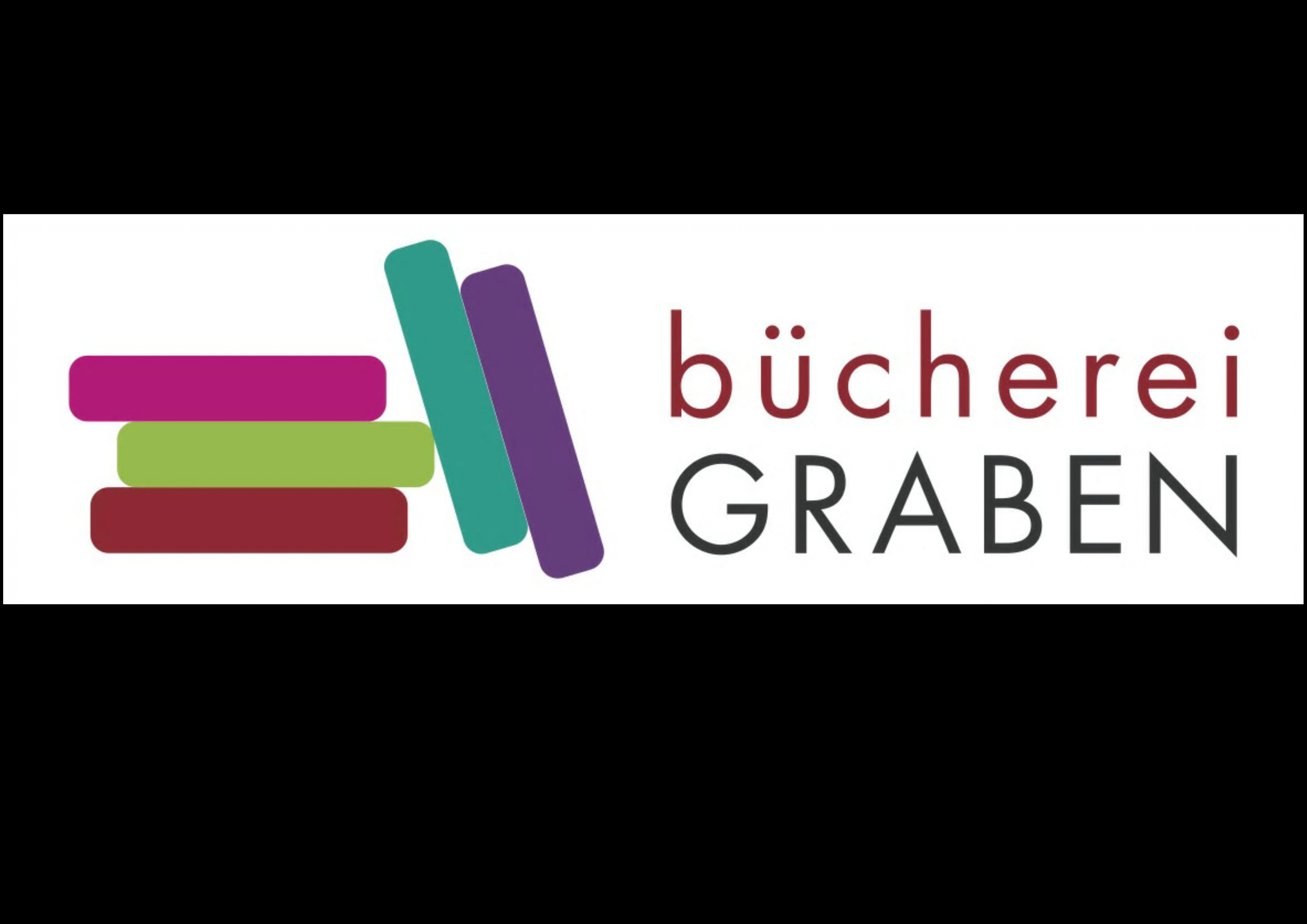 Buecherei-Graben-Logo