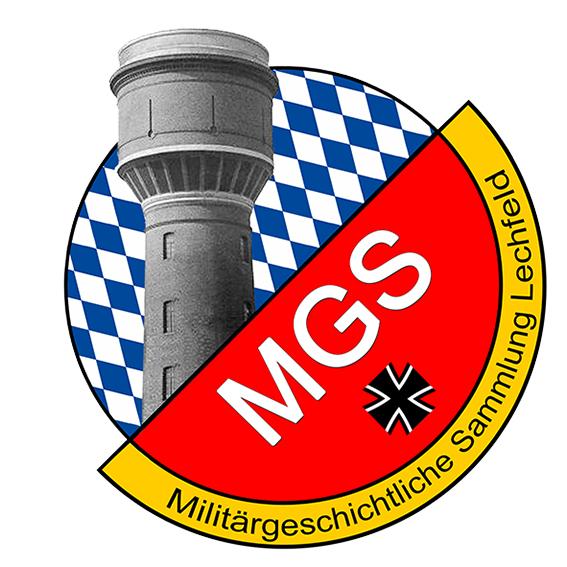 Das Logo des Musemus für Militärgeschichtlichen Sammlung im Lechfeld.