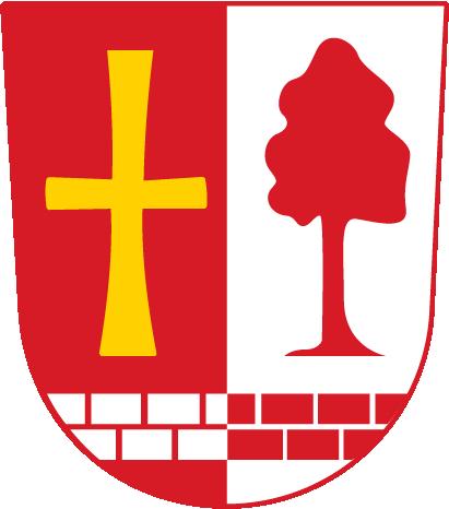 Das Wappen der Gemeinde Obermeitingen