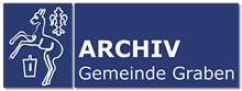 Logo des gemeindearchivs in Graben.